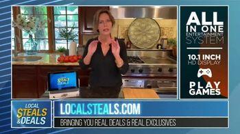 Local Steals & Deals TV Spot, 'Fire HD 10' Featuring Lisa Robertson - Thumbnail 8