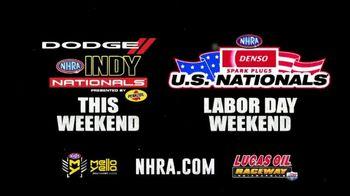 NHRA TV Spot, '2020 Dodge NHRA Indy Nationals' - Thumbnail 10