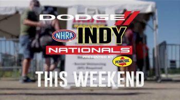 NHRA TV Spot, '2020 Dodge NHRA Indy Nationals' - Thumbnail 8