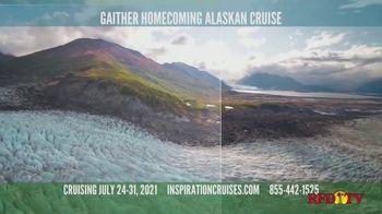 Inspiration Cruises & Tours TV Spot, 'Cruise Alaska Gaither Homecoming' - Thumbnail 3