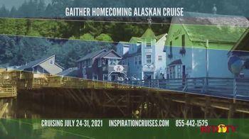 Inspiration Cruises & Tours TV Spot, 'Cruise Alaska Gaither Homecoming' - Thumbnail 4