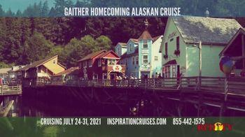 Inspiration Cruises & Tours TV Spot, 'Cruise Alaska Gaither Homecoming' - Thumbnail 5