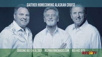 Inspiration Cruises & Tours TV Spot, 'Cruise Alaska Gaither Homecoming' - Thumbnail 6
