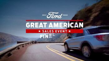 Ford Great American Sales Event TV Spot, 'Final Days' [T2] - Thumbnail 7