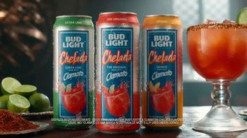 Bud Light Chelada TV Spot, 'Sabor refrescante' [Spanish] - Thumbnail 5