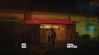 NHTSA TV Spot, 'Horror Movie' - Thumbnail 10