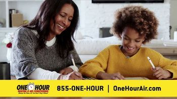 One Hour Heating & Air Conditioning TV Spot, 'Scorcher'
