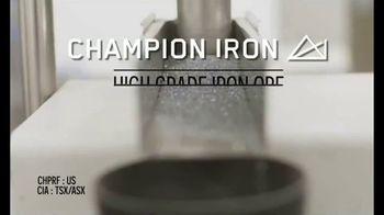 Champion Iron TV Spot, 'Structural Shift' - Thumbnail 4