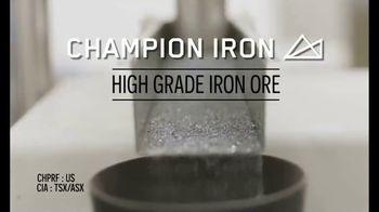 Champion Iron TV Spot, 'Structural Shift' - Thumbnail 5