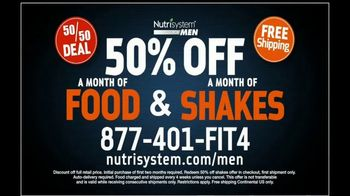 Nutrisystem 50/50 Deal TV Spot, 'Time to Get Healthy: 18 Pounds' - Thumbnail 8