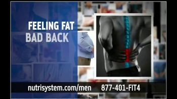Nutrisystem 50/50 Deal TV Spot, 'Time to Get Healthy: 18 Pounds' - Thumbnail 2