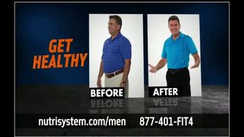 Nutrisystem 50/50 Deal TV Spot, 'Time to Get Healthy: 18 Pounds' - Thumbnail 3