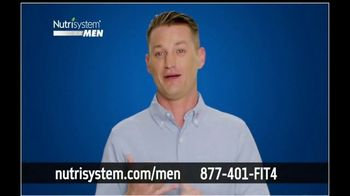 Nutrisystem 50/50 Deal TV Spot, 'Time to Get Healthy: 18 Pounds' - Thumbnail 4