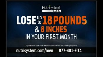 Nutrisystem 50/50 Deal TV Spot, 'Time to Get Healthy: 18 Pounds' - Thumbnail 5