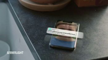 Greenlight Financial Technology Debit Card TV Spot, 'Easy to Manage' - Thumbnail 5