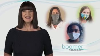 Boomer Naturals Multi-Use Protective Face Masks TV Spot, 'Not All Masks Offer the Same Protection' - Thumbnail 1