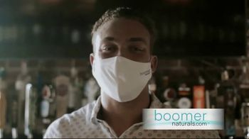Boomer Naturals Multi-Use Protective Face Masks TV Spot, 'Not All Masks Offer the Same Protection' - Thumbnail 3