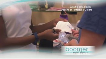 Boomer Naturals Multi-Use Protective Face Masks TV Spot, 'Not All Masks Offer the Same Protection' - Thumbnail 6