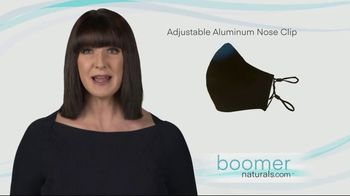 Boomer Naturals Multi-Use Protective Face Masks TV Spot, 'Not All Masks Offer the Same Protection' - Thumbnail 7