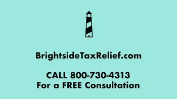Brightside Tax Relief TV Spot, 'Don't Worry' - Thumbnail 6