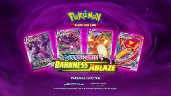 Pokemon TCG: Sword & Shield Darkness Ablaze TV Spot, 'Concealed by Shadows' - Thumbnail 8