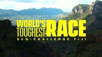 Amazon Prime Video TV Spot, 'World's Toughest Race: Eco-Challenge Fiji: Superheroes' - Thumbnail 8