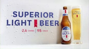 Michelob ULTRA TV Spot, 'Lunging' Song by Leigh Gracie - Thumbnail 8