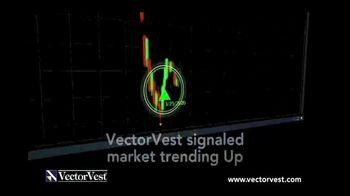 VectorVest TV Spot, '20/20 Foresight: Market Trending Up' - Thumbnail 5