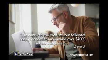 VectorVest TV Spot, '20/20 Foresight: Market Trending Up' - Thumbnail 8