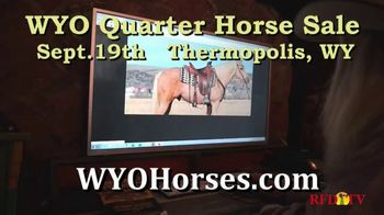 WYO Quarter Horse Sale TV Spot, 'What You're Looking For' - Thumbnail 6