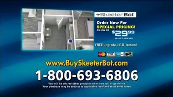 Skeeter Bot TV Spot, 'Itching and Scratching' - Thumbnail 10