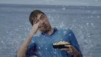 DEVOUR Foods White Cheddar Mac & Cheese With Bacon TV Spot, 'When Hunger Attacks: Open Seas' - Thumbnail 9