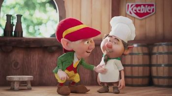 Keebler Fudge Stripes TV Spot, 'Made With Real'