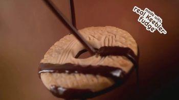 Keebler Fudge Stripes TV Spot, 'Made With Real' - Thumbnail 6