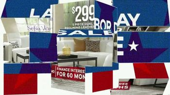 Rooms to Go Labor Day Sale TV Spot, 'Sofia Vergara Collection' - Thumbnail 9