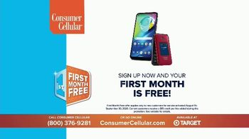 Consumer Cellular TV Spot, 'Superreal: First Month Free' - Thumbnail 9