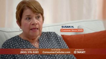 Consumer Cellular TV Spot, 'Superreal: First Month Free' - Thumbnail 2