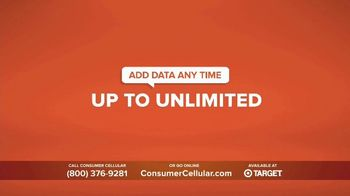 Consumer Cellular TV Spot, 'Superreal: First Month Free' - Thumbnail 3