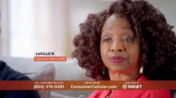 Consumer Cellular TV Spot, 'Superreal: First Month Free' - Thumbnail 4