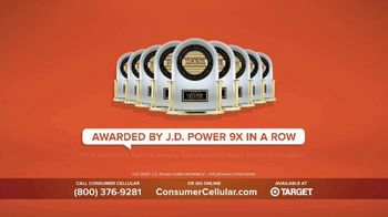 Consumer Cellular TV Spot, 'Superreal: First Month Free' - Thumbnail 8