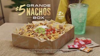 Taco Bell Grande Nachos Box TV Spot, 'The Rules' - Thumbnail 8