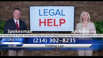 Fielding Law Group TV Spot, 'Take Action'