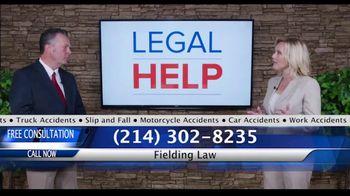 Fielding Law Group TV Spot, 'Take Action' - Thumbnail 5