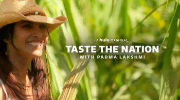 Hulu TV Spot, 'Taste the Nation With Padma Lakshmi' - Thumbnail 10