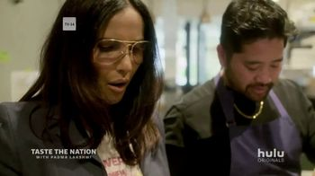 Hulu TV Spot, 'Taste the Nation With Padma Lakshmi'
