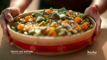 Hulu TV Spot, 'Taste the Nation With Padma Lakshmi' - Thumbnail 7