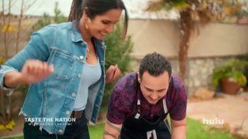 Hulu TV Spot, 'Taste the Nation With Padma Lakshmi' - Thumbnail 9