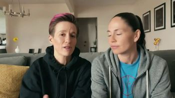 Symetra TV Spot, 'Sue and Megan At Home' Featuring Megan Rapinoe, Sue Bird - Thumbnail 7