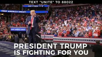 Donald J. Trump for President TV Spot, 'Four More Years' - 101 commercial airings