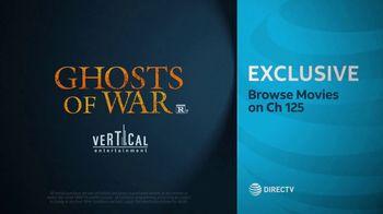 DIRECTV Cinema TV Spot, 'Ghosts of War' - Thumbnail 10